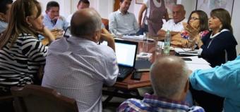 Gerente de Indervalle continúa reuniones con directivos de Ligas