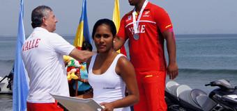 En Juegos de Mar y Playa CON 6 MEDALLAS DE ORO,  VALLE  OCUPO EL SEGUNDO  LUGAR