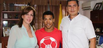 El medallista olímpico Diego Salazar regresa al Valle