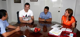 Alexis Viera trabajará de la mano con Indervalle en la formación de talentos