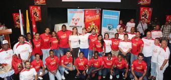 Deportistas vallecaucanos sienten su camiseta con el corazón