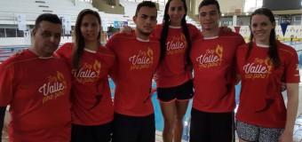 El Valle Oro Puro ahora va por cupos olímpicos en Suramericano de Natación de Paraguay