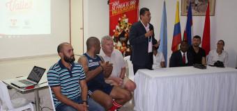 Indervalle apoya el Festival de Rugby Social colombo-francés