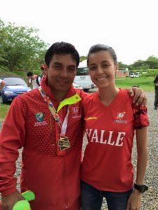 Bernardo Tobar y Alejandra Riveros