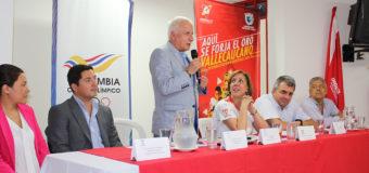 Concluyó la capacitación en Administración Deportiva del COC en Indervalle