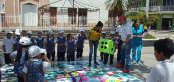 Mes de la Niñez y la Recreación se celebra en los municipios del Valle