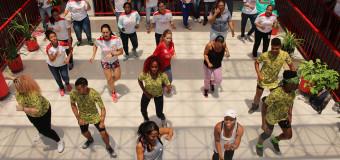 Indervalle celebró el Día Internacional de la Actividad Física