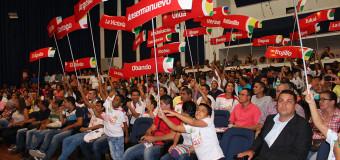 Escuelas Deportivas para la Paz forjarán jóvenes para el Oro Puro