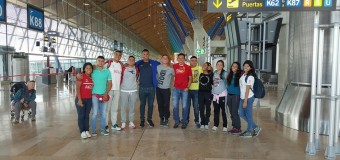 Vallecaucanos tras primeros puestos en Copa Mundo de natación con aletas