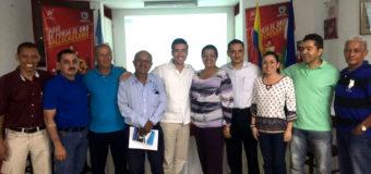 Con elección de junta directiva, se creó la nueva Asociación de Jueces Valle Oro Puro