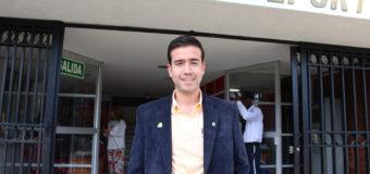 Carlos Felipe López, gerente encargado por la gobernadora para Indervalle