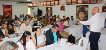 Con cuatro conferencias dio inicio la capacitación en Administración Deportiva del Comité Olímpico Colombiano