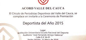 Los premios ACORD Valle ya tienen nominados