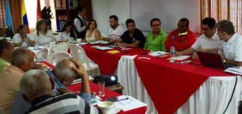 En el Valle del Cauca inició análisis de la Carta Fundamental de Juegos Nacionales 2019
