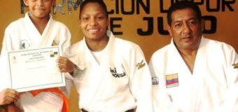 La consentida del Judo va por más triunfos
