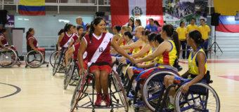 Cali recibe a los mejores de Suramérica con el baloncesto en silla de ruedas