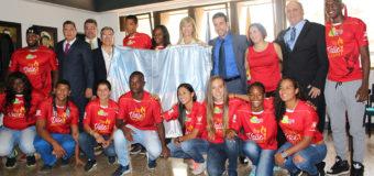 Deportistas Valle Oro Puro llevarán con orgullo la bandera del departamento en Juegos Olímpicos