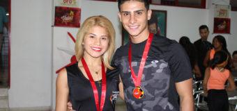 Campeones mundiales de salsa recibieron la medalla al mérito Valle Oro Puro