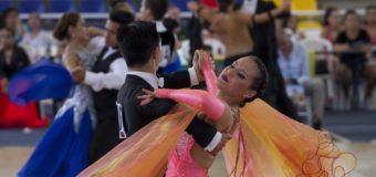 El baile deportivo y su magia contagiaron al Valle