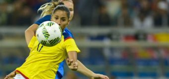 Francia venció a Colombia en el fútbol femenino de Río 2016