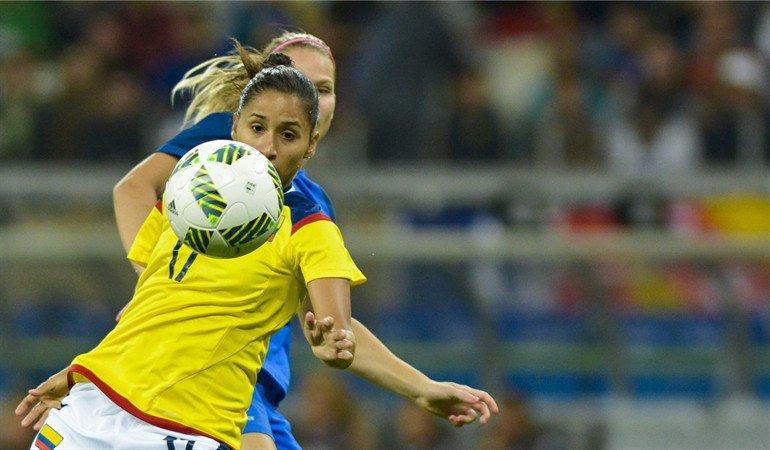 Carolina Arias, una vallecaucana que llega con su buen fútbol a Turquía