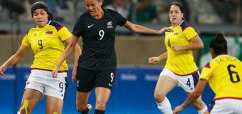 Colombia se despide de los Juegos Olímpicos en fútbol femenino