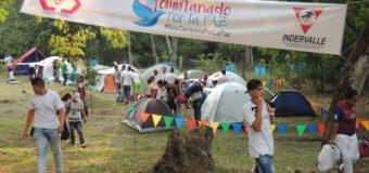 Jóvenes vallecaucanos realizaron nuevo campamento en Pance