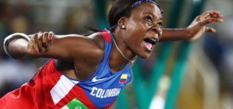 Flor Denis Ruiz hizo historia en la final del lanzamiento de jabalina olímpico