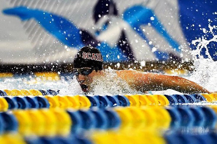 Vallecaucano Jonathan Gómez, un campeón bajo el agua
