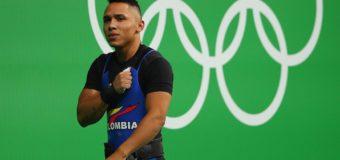 Luis Javier Mosquera ganó medalla de bronce para Colombia en Juegos Olímpicos de Río 2016
