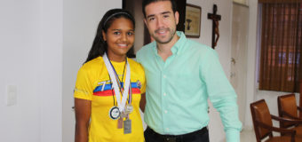 Deportista Valle Oro Puro logró medalla de bronce en mundial juvenil de Ultimate