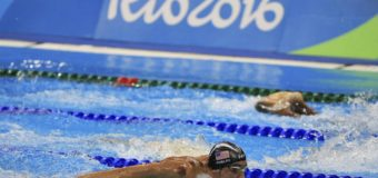 Jonathan Gómez terminó entre los 15 mejores nadadores olímpicos en Río 2016