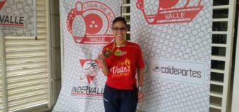 Clara Juliana Guerrero, la más ganadora del Panamericano de bolo