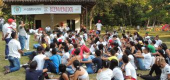 Campistas vallecaucanos participarán en la versión 25 de los campamentos juveniles nacionales