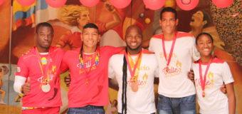 Guerreros paralímpicos del Valle, reconocidos por su labor en Río