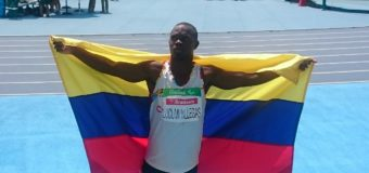 Luis Fernando Lucumí ganó medalla de plata del Valle en Río 2016