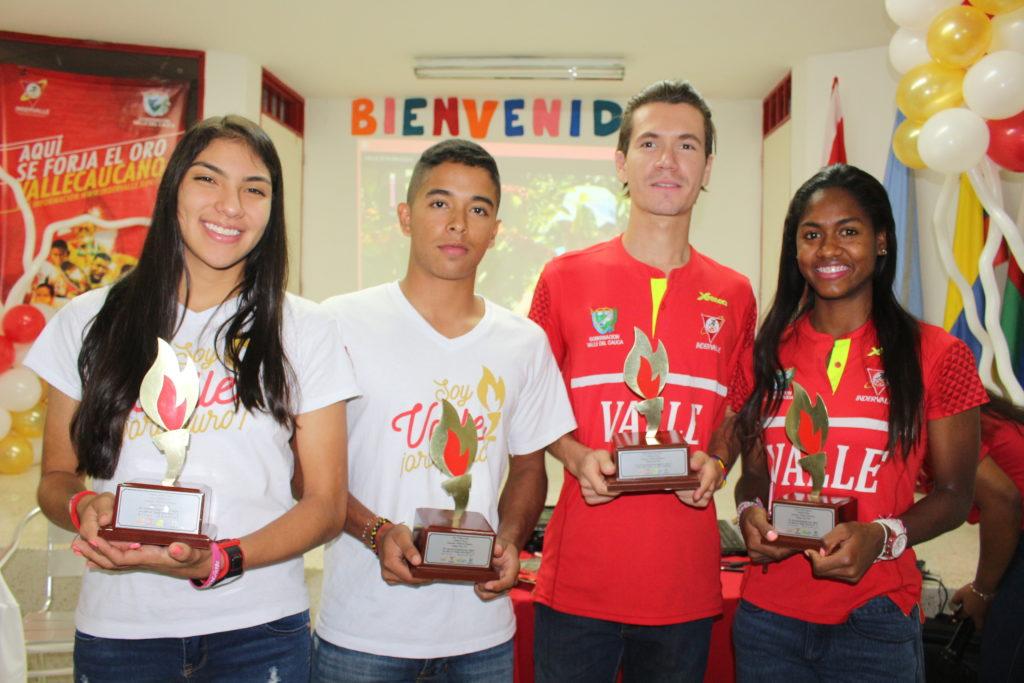 Los mejores patinadores del Valle, homenajeados en Indervalle
