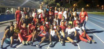 El Valle Oro Puro también domina el atletismo juvenil