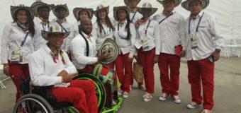 Espíritu paralímpico encendido y Colombia listo para las pruebas