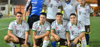 Canal 14 es el campeón de fútbol sala en los Juegos Intermedios Valle Oro Puro en Cali