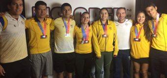 Cristina Amaya y Mario Mercado, Campeones en Estados Unidos