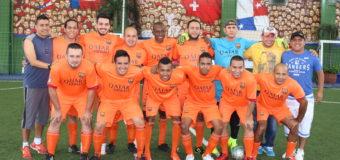 El País se quedó con el título de fútbol en los Juegos Intermedios 'Valle Oro Puro'
