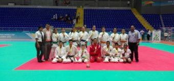El judo juvenil del Valle rumbo a cita Panamericana