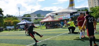 Palmira se prepara para la semifinal de los Juegos Departamentales La Mancha Amarilla Oro Puro