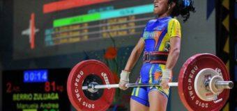 El Valle del Cauca cuenta con nueva campeona mundial de pesas