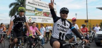 Rutas por la Paz llega con sus pedales a Guacarí, Ginebra y El Cerrito