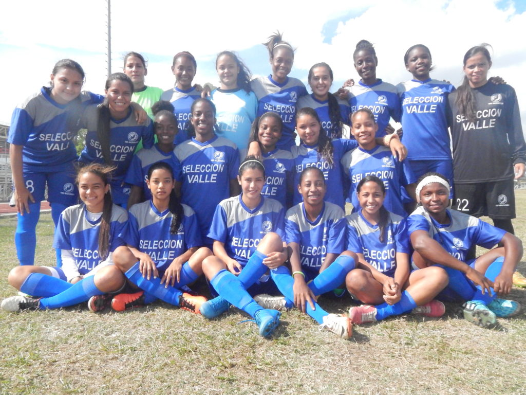 Fútbol femenino del Valle, rumbo al título