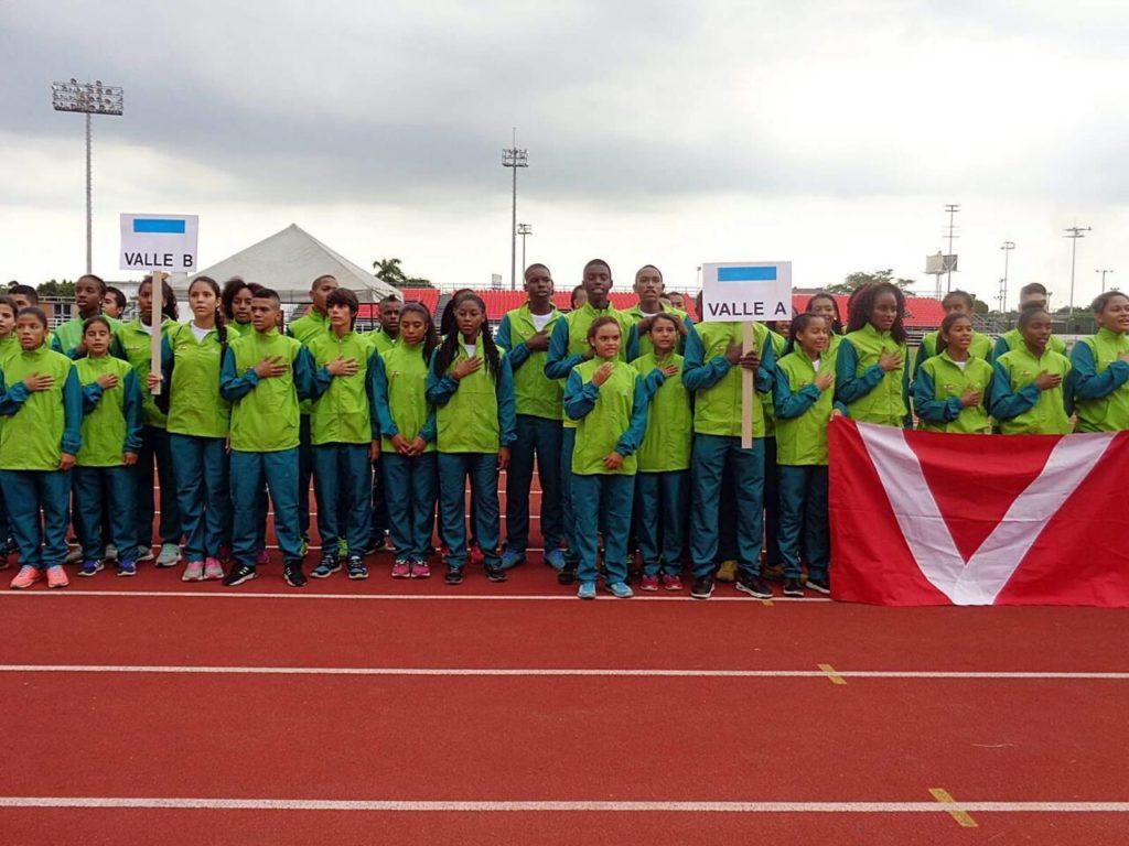 El talento infantil del Valle del Cauca es el mejor del atletismo nacional