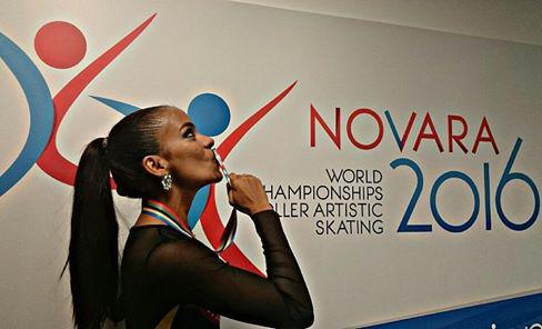 La danza de Viviana Osorio es de talla mundial