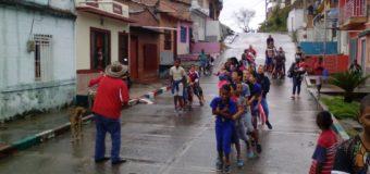 El programa Fútbol Mixto para la Paz, está realizando el primer festival lúdico y recreativo en Cali, Jamundí, Buenaventura y Cartago